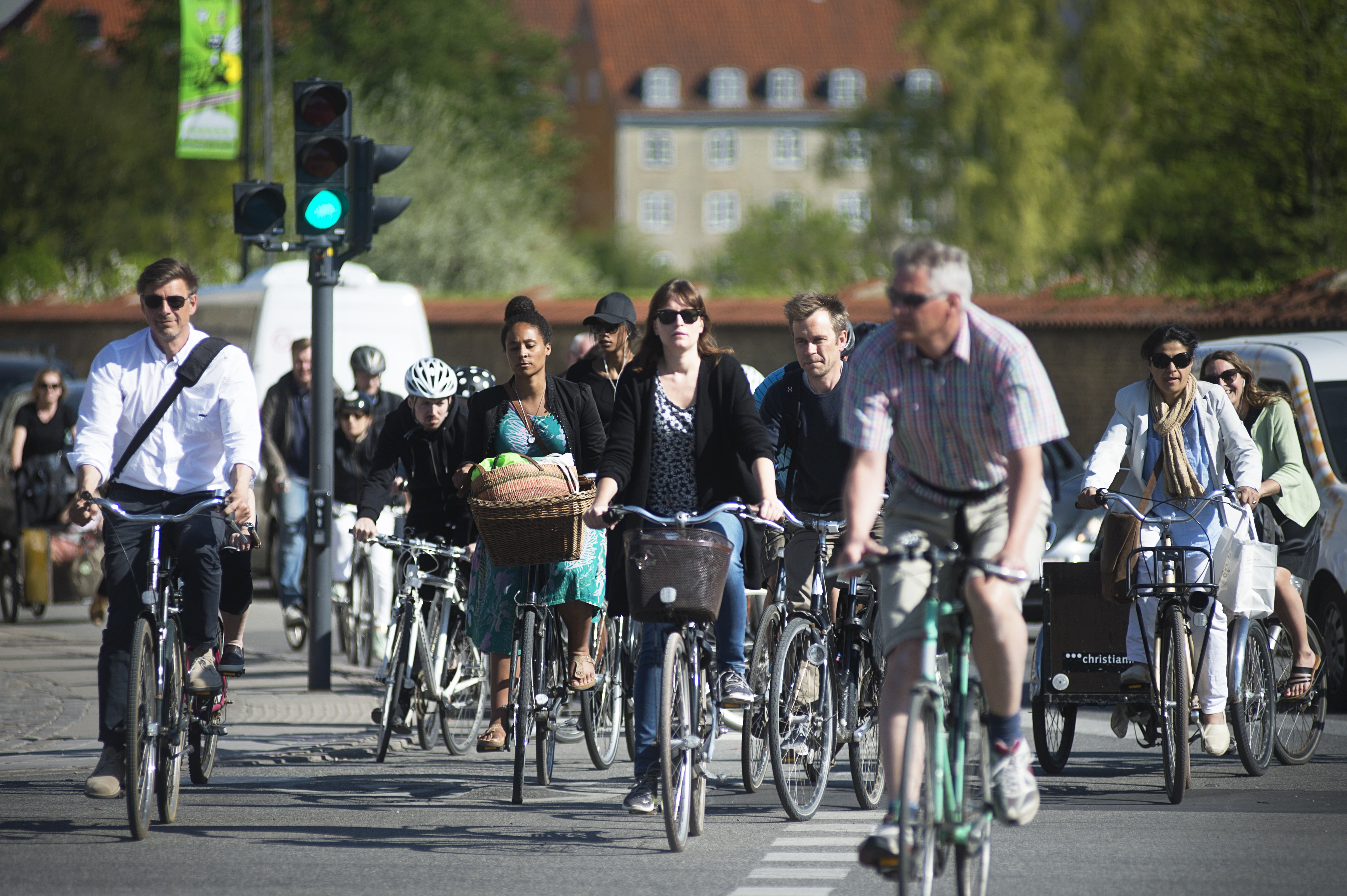 Why do Danes cycle so much? A journey back into Denmark's history shows how and why Copenhagen and other Danish cities have managed to maintain a flourishing bicycle culture despite some bumps in the road.