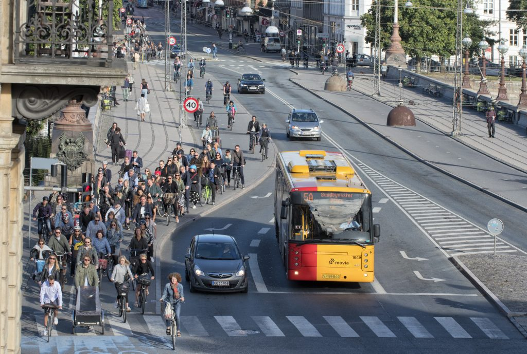 Join our next Bikeable City Masterclass in Copenhagen May 17-21, 2021