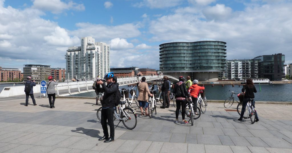 When joining one of the Cycling Embassy of Denmark's (CED) bike tours, you accept our terms and conditions.