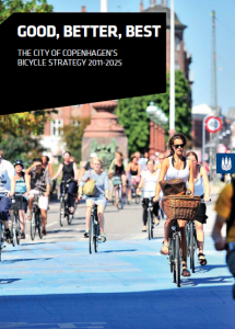 City of Copenhagen's Bicycle Strategy Publications on cycling in Denmark