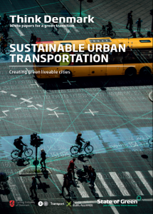 Publications on cycling in Denmark - Think Denmark: Sustainable urban transportation
