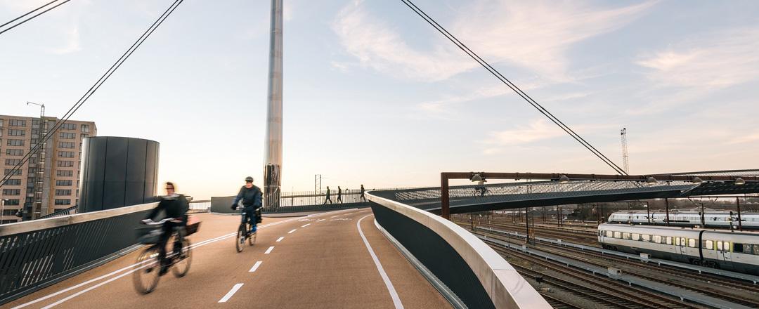 Funding bicycle traffic in Denmark